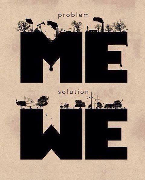Me vs We
