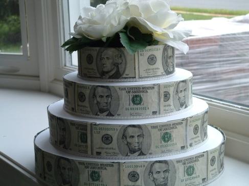 They want that, cake cake cake cake...