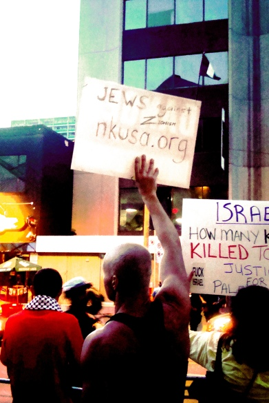 Jews against Zionism !