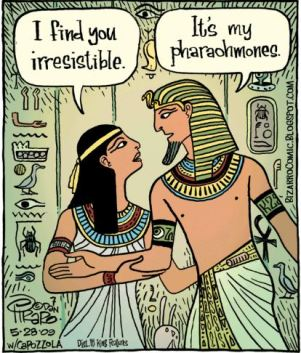 Egyptian-Love-Pharohmones